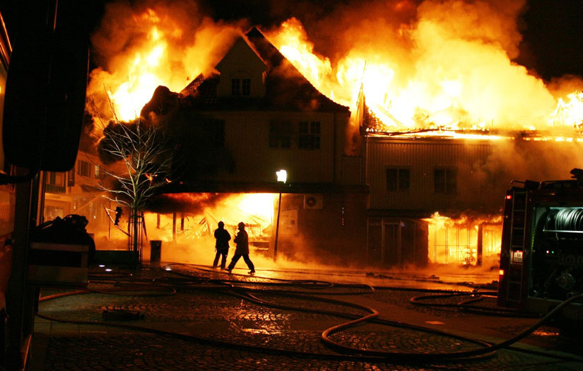 Fire & Allied Perils / Property All Risk Insurance